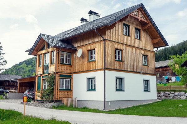 Das Haus heute