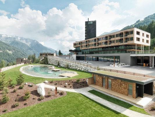 Musiausflug 2016 - Welnessn pur im Hotel Gradonna Mountain Resort in Kals