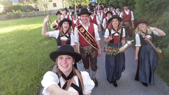 Anspielen 2017 TMK Bad Vigaun