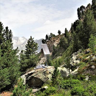 2017 Messstation beim Kalkofen