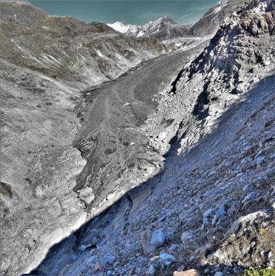 2017 Gletscherzunge