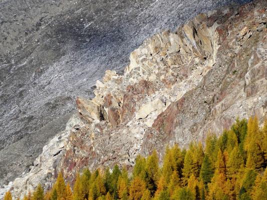 2016 Oktober, in Gletschernähe
