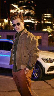 Mercedes night Out - Foto: We Shoot it! - Models: Sara Durmaz & Sascha Köhler - Maske&Styling by me