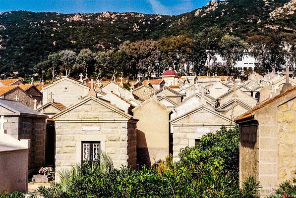 Korsika - Photo: Melina Johannsen  Kamera: Canon AE-1 analog