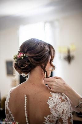 Brautstyling Hochzeitsreportage