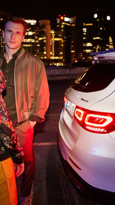Mercedes night Out - Foto: We Shoot it! - Models: Sara Durmaz & Sascha Köhler - Maske&Styling by me