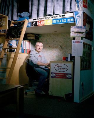 Wohnkultur im Märkischen Viertel Berlin - Photo: Melina Johannsen mit einer Linhof Technika