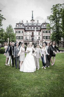 Hochzeitsreportage Frankfurt Höchst