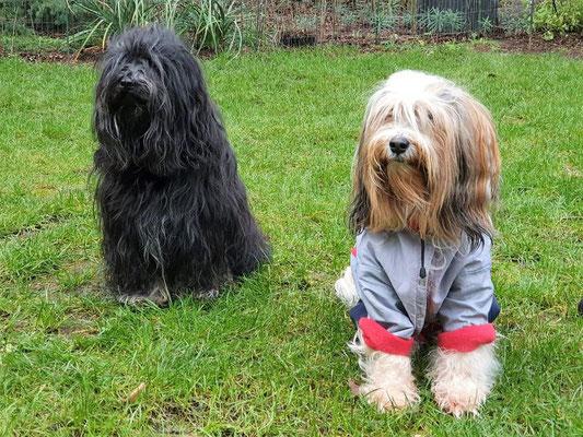 Yeshi und Milka