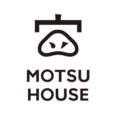 MOTSU HOUSE様 ロゴ制作