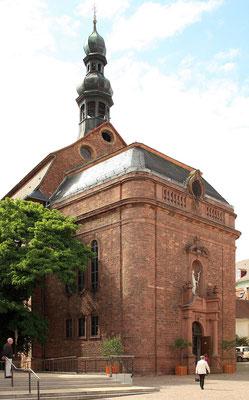 St.-Laurentius-Kirche Wiesloch