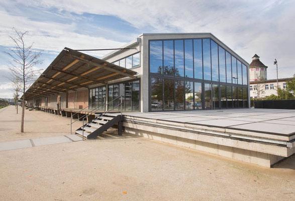 KITA Güterhalle Heidelberg (2015)