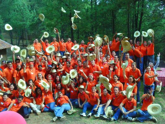 Festejo de Grupos y convenciones