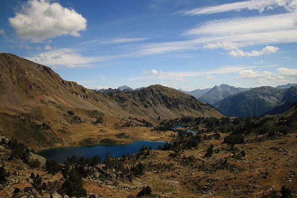 Vallée d'Aure - Lacs de Bastan - Hautes Pyrénées - France