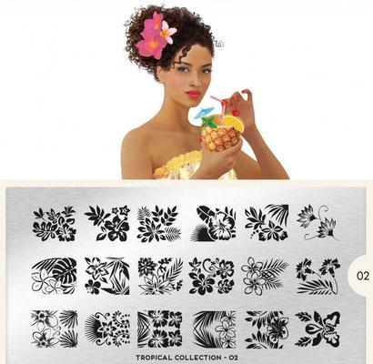 MoYou Tropical Collection 02.