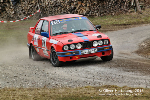 # 218 - Andreas Dick (St. Martin) & Jonas Dick (St. Martin) / BMW E30 318is vom AC-Maikammer