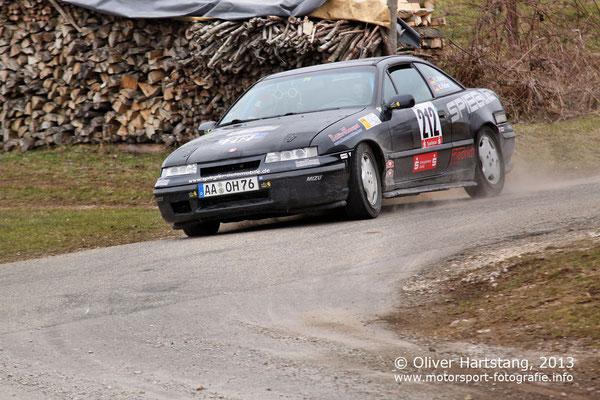 # 212 - Rainer Hieber (Abtsgmünd) & Hans Hieber (Abtsgmünd) / Opel Calibra