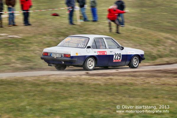# 229 - Bernd Schneider (Straßdorf) & Michael Jäger / Opel Ascona B