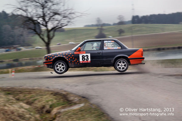 # 83 - G20 - Alexander Block (Pfedelbach) & Wolfgang Habart (Pfedelbach) / BMW 325i vom HWRT Wohlmuthausen
