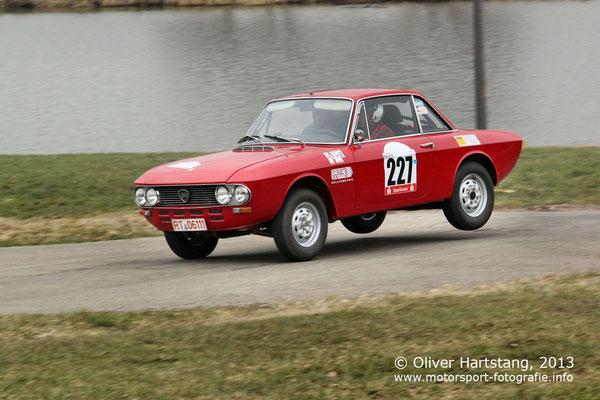# 227 - Max Birnbreier (Reutlingen) & Hatto Poensgen (Horb) / Lancia Fulvia