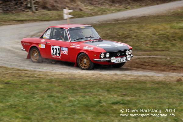 # 234 - Andreas Kramer (B.-Ludwigshafen) & Sabine Kramer (B.-Ludwigshafen) / Lancia Fulvia