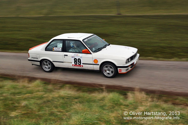 # 89 - G19 - Alexander Otterbach (Zweiflingen) & Daniel Csapo (Ohrnberg) / BMW 318is