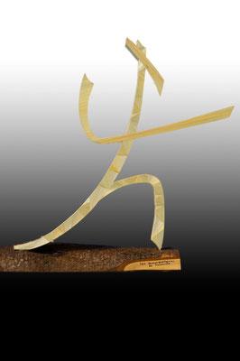 """Trophée pour le club d'escrime """"les mousquetaires de Joinville"""""""