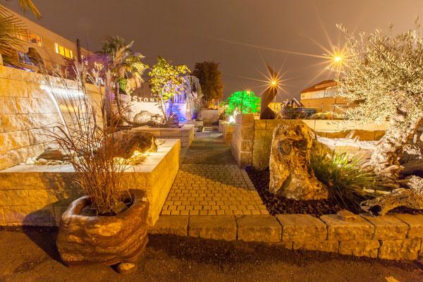 Licht und LED-Beleuchtung im Garten - Terra Domo in Filderstadt