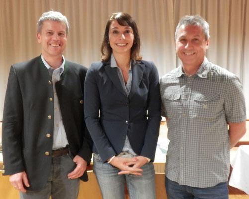 neue Obmann-Stellvertreterin Mag. Claudia Harreiter