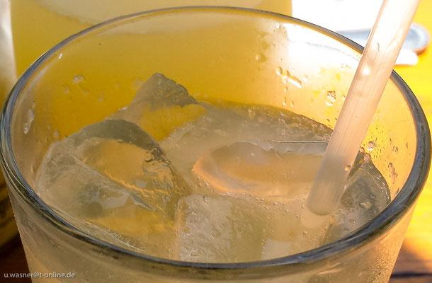 USA klassische Zitronenlimonade