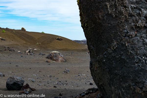 Lanzarote Mondlandschaft