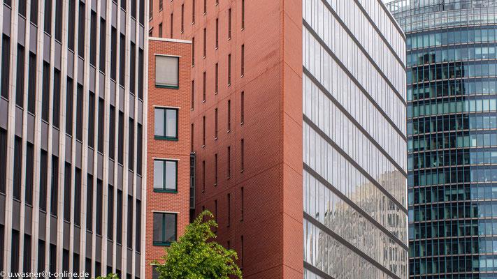 Berlin Stresmannstr. Variationen der Architektur