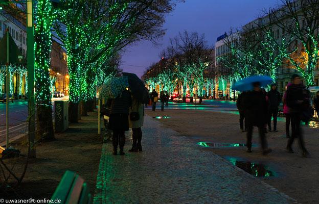 Der 2.Advent Unter den Linden