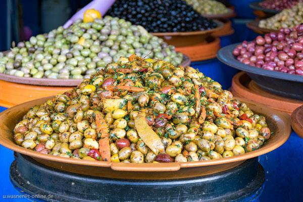 Casablanca, Olivenmarkt