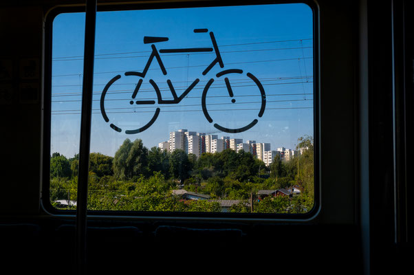 Flying bicycle 16.8.2020