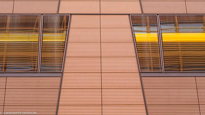 Fassade Bürohaus Potsdamer Platz