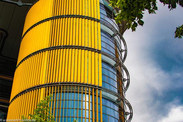 Am Center Potsdamer Platz