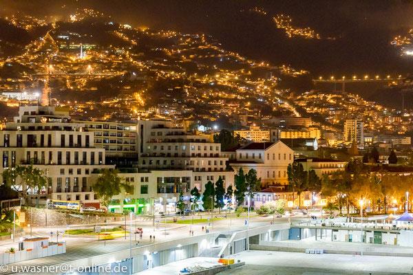 Nacht Funchal, Madeira