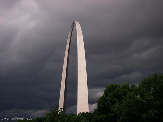 The Gateway Arch / St. Louis / MO /USA
