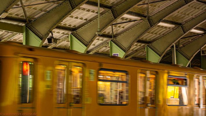 U-Bahn Station Hallesches Tor Berlin