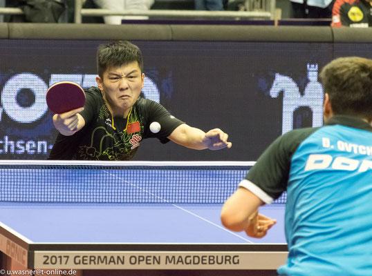 Fan Z am 12.11.2017 in Magdeburg
