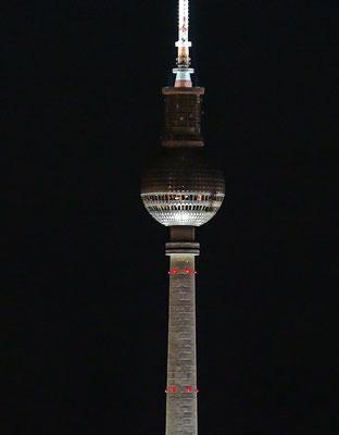 Funkturm Nacht