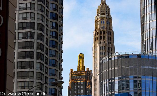 Architektur Chicago