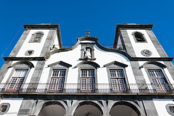 Kathedrale von Monte, Funchal, Madeira