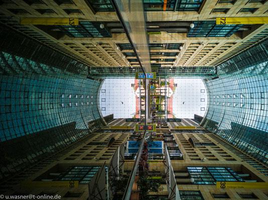 Parallelwelt - WTC in Dresden aus einer anderen Perspektive
