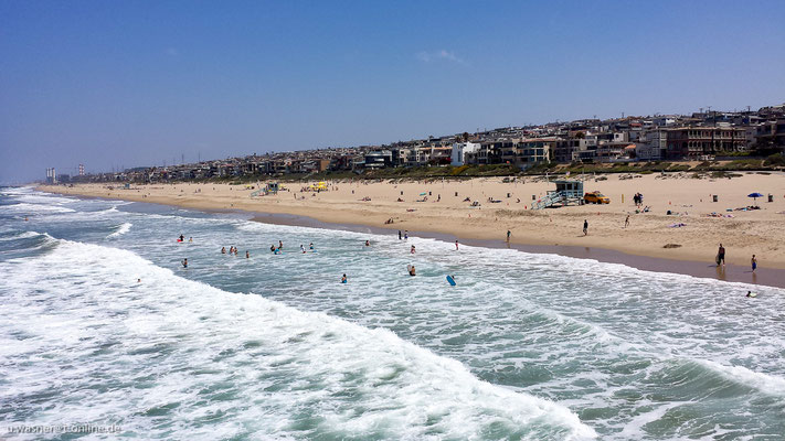 Los Angeles Manhattan Beach