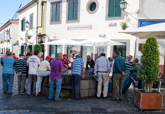 Männertreffen Sao Martinho, Madeira