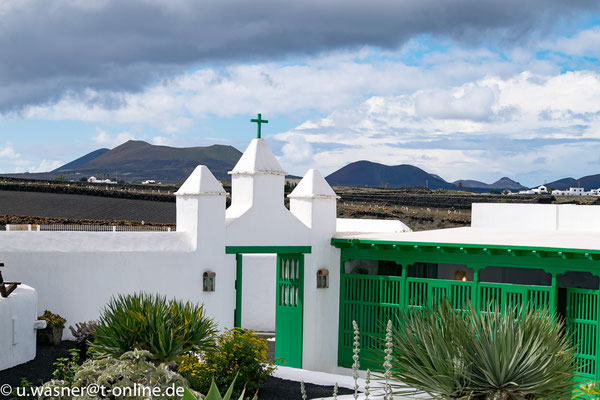 Lanzarote Manrique Style