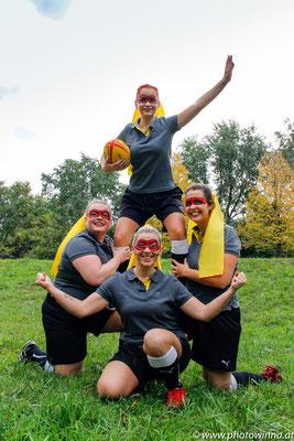 Rugby Heroes As One