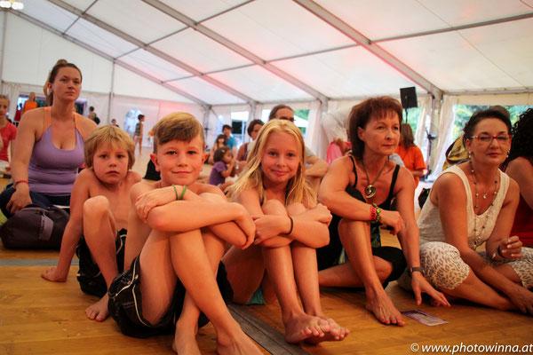 Yoga Dance Festival Abschlusskonzert Spiritual India